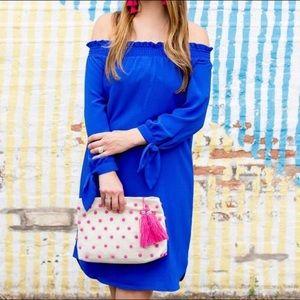 BNWT Blue Vince Camuto Mini Dress